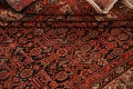Pre-1900 Antique Malayer Vegetable Dye Persian Area Rug 5x7 image 14
