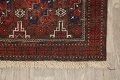 Antique Afghan Balouch Oriental Area Rug 4x7 image 5