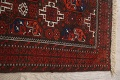 Antique Afghan Balouch Oriental Area Rug 4x7 image 10