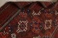 Antique Afghan Balouch Oriental Area Rug 4x7 image 14