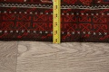 Antique Afghan Balouch Oriental Area Rug 4x7 image 16