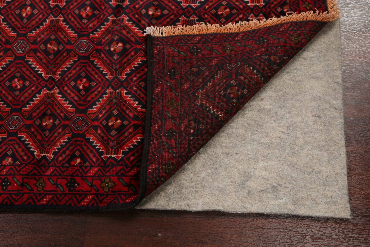 All-Over Balouch Oriental Area Rug 3x5 image 7