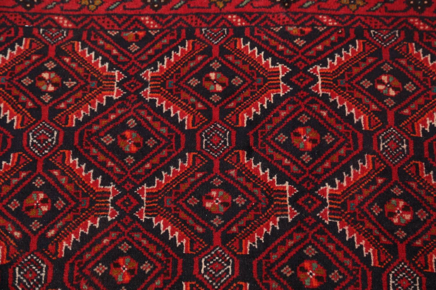 All-Over Balouch Oriental Area Rug 3x5 image 10