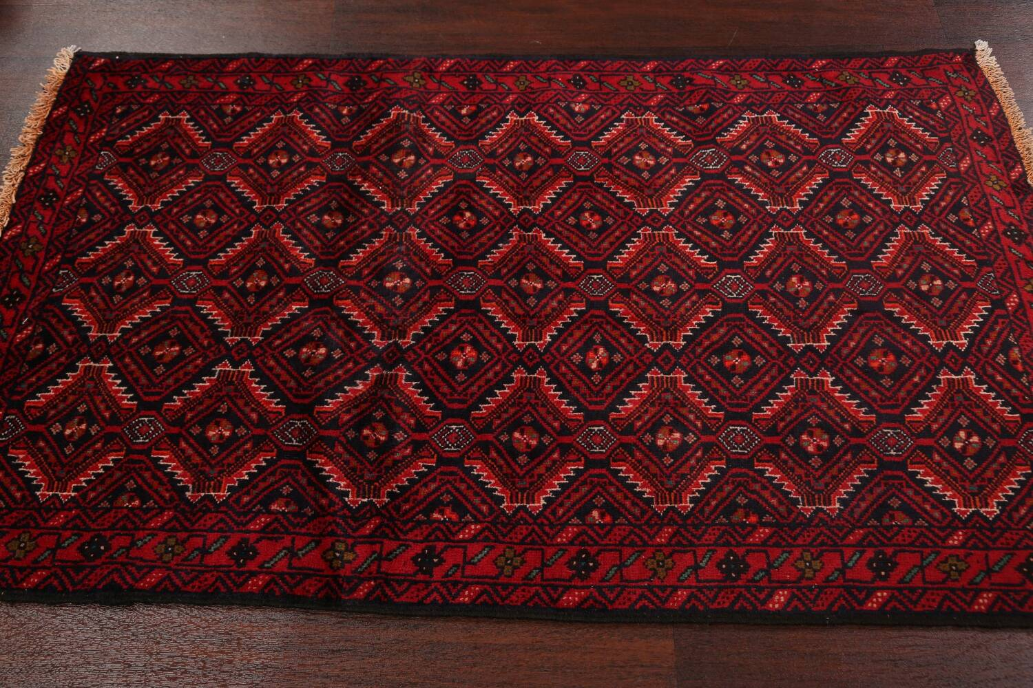 All-Over Balouch Oriental Area Rug 3x5 image 12