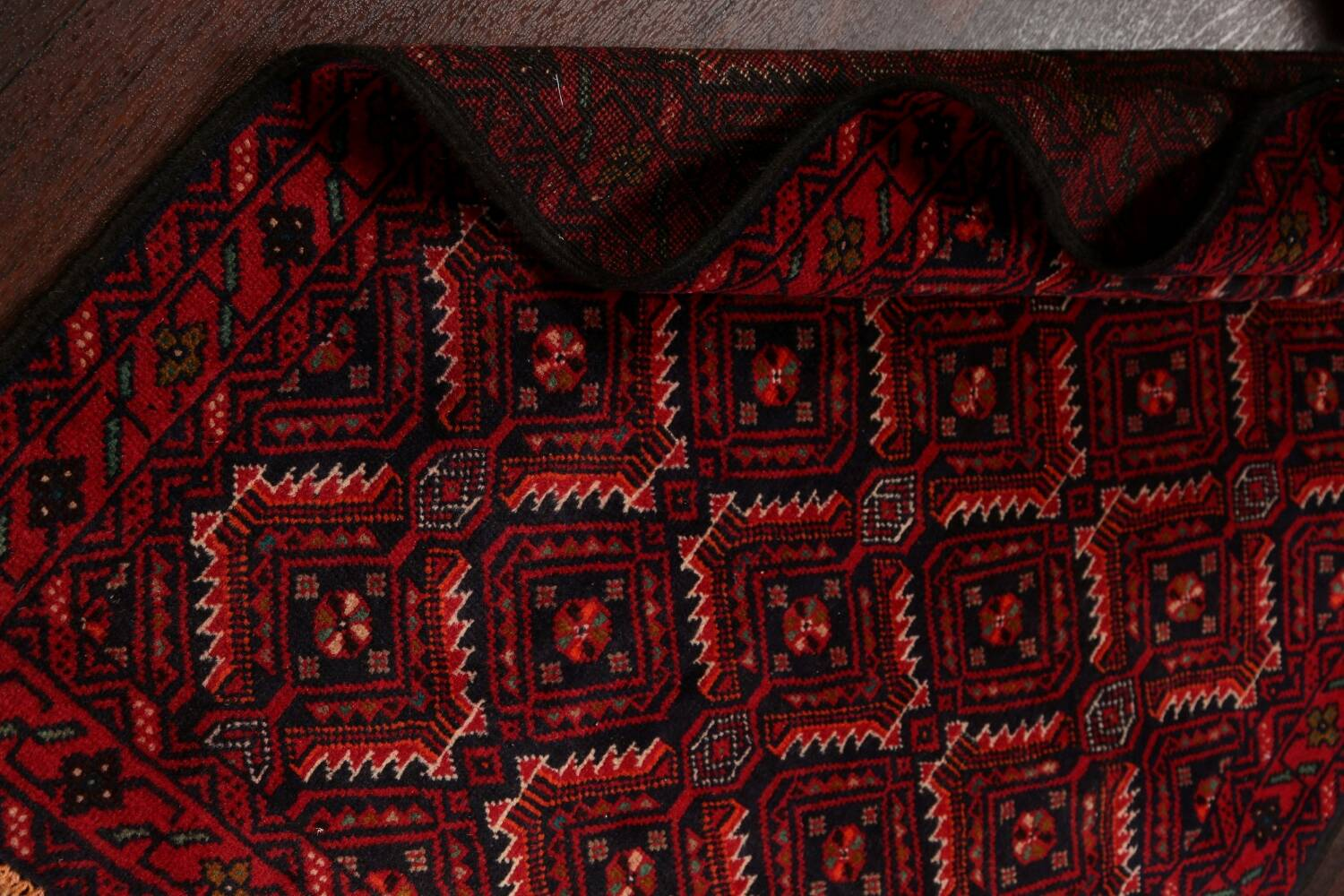 All-Over Balouch Oriental Area Rug 3x5 image 15