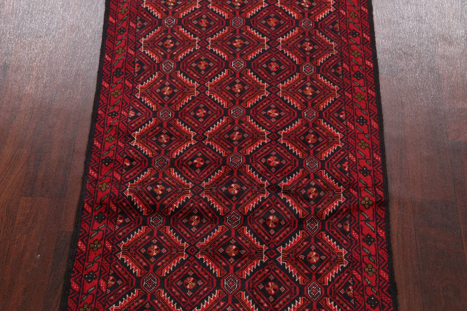 All-Over Balouch Oriental Area Rug 3x5 image 3