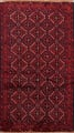 All-Over Balouch Oriental Area Rug 3x5 image 1