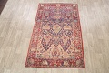 Pictorial Kashmar Persian Area Rug 4x7 image 2