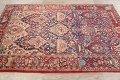 Pictorial Kashmar Persian Area Rug 4x7 image 12