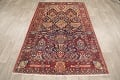 Pictorial Kashmar Persian Area Rug 4x7 image 13