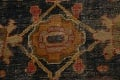 Antique Vegetable Dye Sultanabad Persian Area Rug 11x14 Large image 10