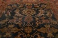 Antique Vegetable Dye Sultanabad Persian Area Rug 11x14 Large image 12