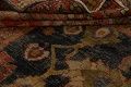 Antique Vegetable Dye Sultanabad Persian Area Rug 11x14 Large image 16