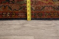 Antique Vegetable Dye Sultanabad Persian Area Rug 11x14 Large image 19