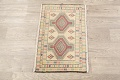 South-Western Style Bokhara Oriental Area Rug 1x2 image 9