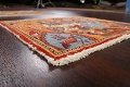 Pictorial Set of 2 Shiraz Persian Area Rugs 2x3 image 7