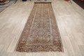 Pre-1900 Antique Malayer Persian Runner Rug 2x16 image 13