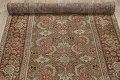 Pre-1900 Antique Malayer Persian Runner Rug 2x16 image 14