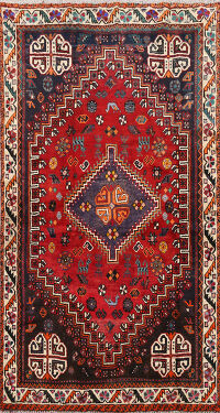 Abadeh Persian Area Rug 4x6