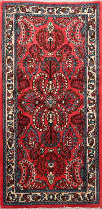 Lilian Persian Area Rug 2x4