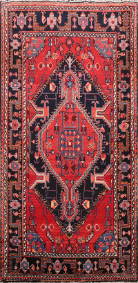 Malayer Persian Area Rug 4x6
