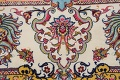 All-Over Floral Silk Large Tabriz Persian Area Rug 13x27 image 9