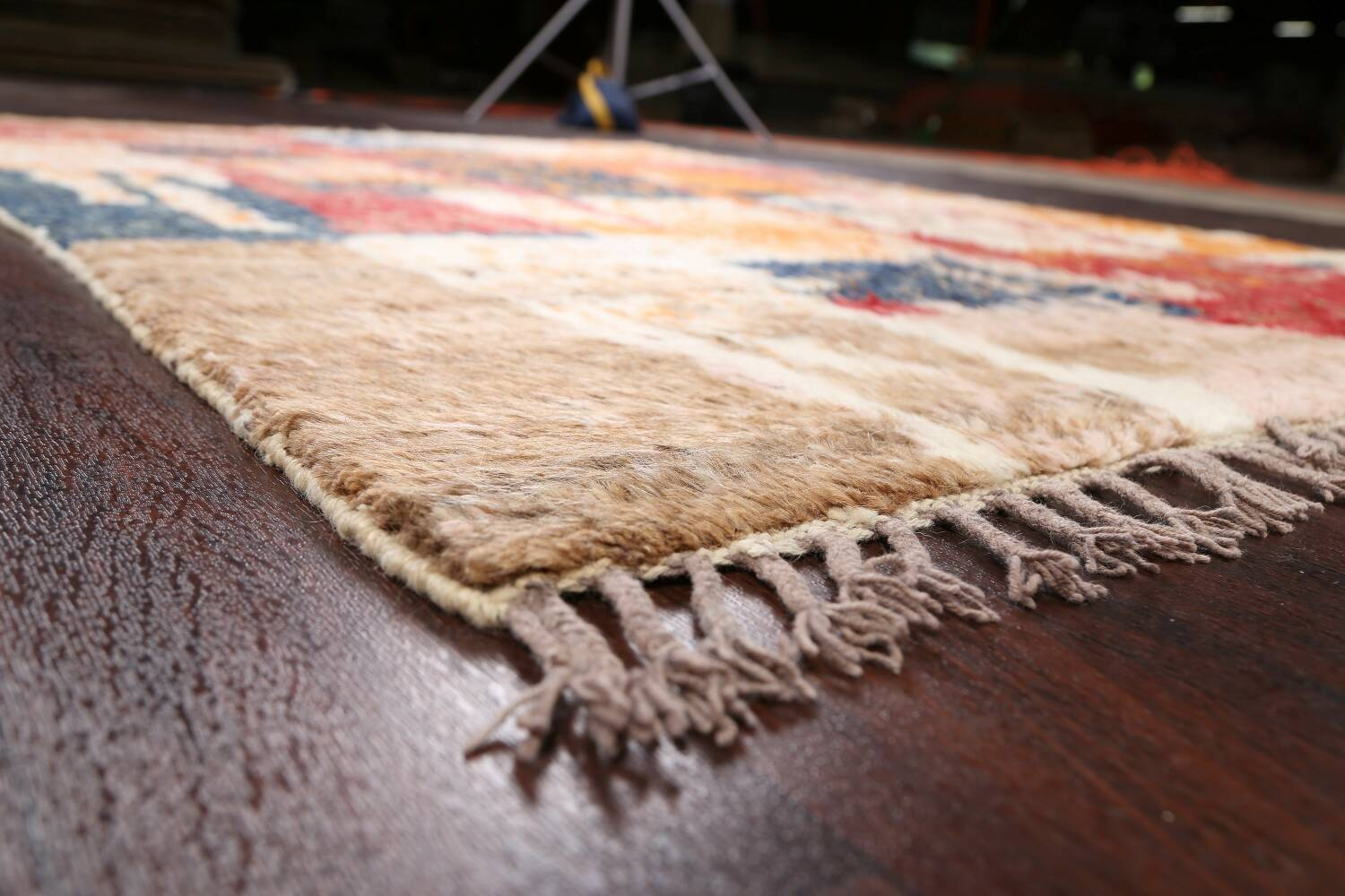 Abstract Moroccan Oriental Area Rug 5x6 image 6