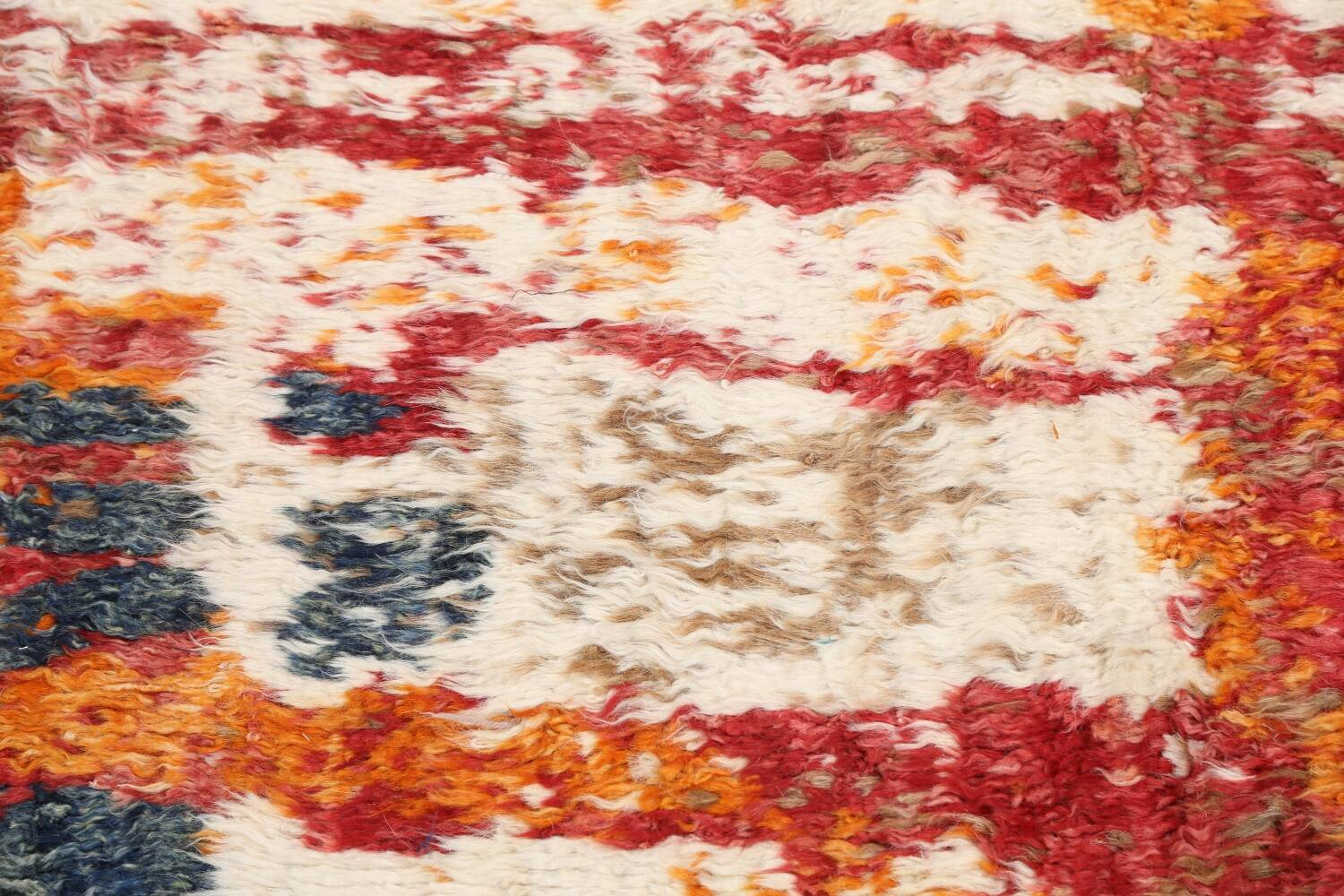 Abstract Moroccan Oriental Area Rug 5x6 image 9