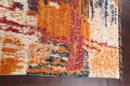 Abstract Moroccan Oriental Area Rug 5x6 image 11
