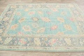 All-Over Oushak Oriental Area Rug 5x7 image 12