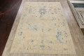 All-Over Oushak Oriental Area Rug 10x13 image 2