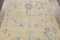 All-Over Oushak Oriental Area Rug 10x13 image 3