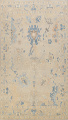 All-Over Oushak Oriental Area Rug 10x13 image 1