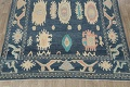 All-Over Oushak Oriental Area Rug 10x14 image 8