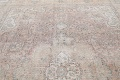 Antique Muted Distressed Tabriz Persian Area Rug 10x13 image 12