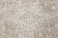Muted Distressed Floral Tabriz Persian Area Rug 6x9 image 11