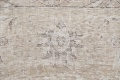 Muted Distressed Tabriz Persian Area Rug 10x13 image 9