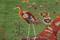 Pictorial Art Deco Chinese Oriental Area Rug 8x10 image 10