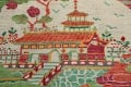 Pictorial Art Deco Chinese Oriental Area Rug 8x10 image 12