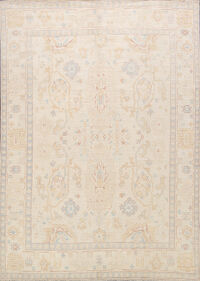 100% Vegetable Dye Khotan Oriental Area Rug 8x9