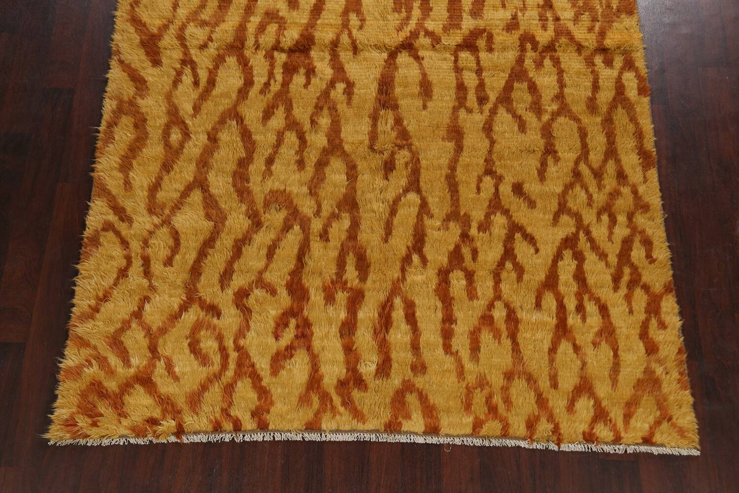 Abstract Moroccan Oriental Area Rug 7x9 image 8