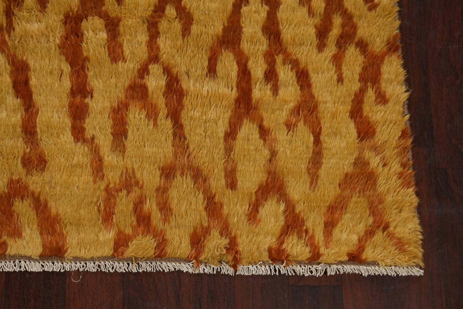 Abstract Moroccan Oriental Area Rug 7x9 image 5