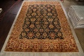 All-Over Floral Agra Oriental Area Rug 13x17 Large image 2