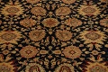 All-Over Floral Agra Oriental Area Rug 13x17 Large image 4