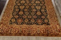 All-Over Floral Agra Oriental Area Rug 13x17 Large image 8