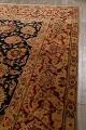 All-Over Floral Agra Oriental Area Rug 13x17 Large image 13