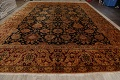 All-Over Floral Agra Oriental Area Rug 13x17 Large image 15