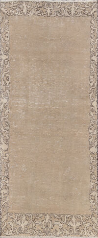 Bordered Tabriz Persian Area Rug 3x5