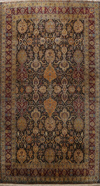 Floral Agra Oriental Area Rug 11x17 Large