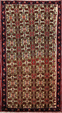All-Over Turkoman Persian Area Rug 3x5
